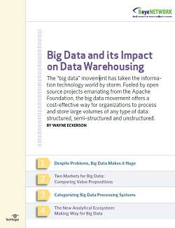 Big Data and its Impact on Data Warehousing ebook.png